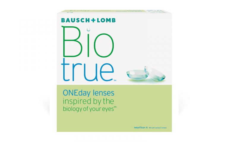 Bausch Lomb Bio True Contact Lensesb-Bio-True-Contact-Lenses