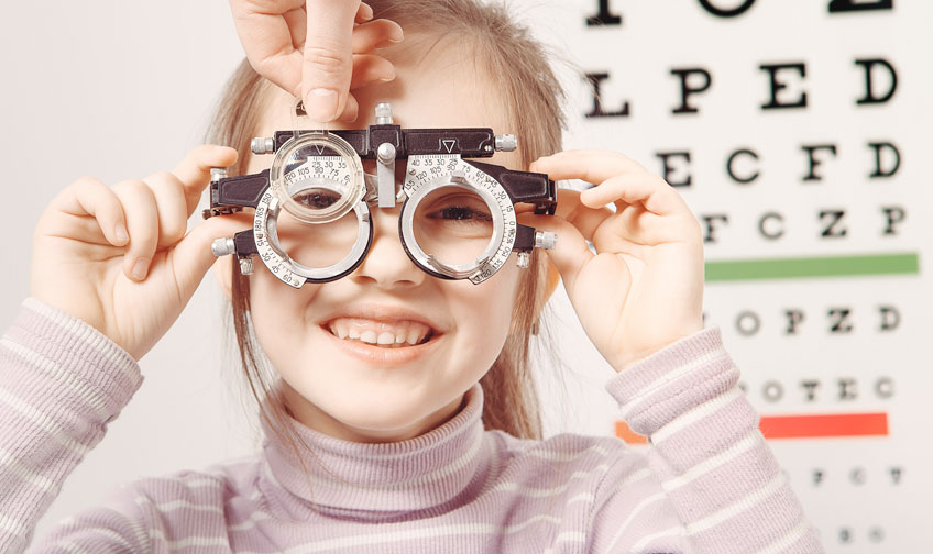 Eye Exams for Children
